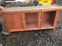 Rabbit hutch / cage