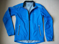 GORE RUNNING JACKET MEN'S AS-NEW CONDITION, SIZE S