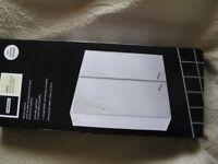 "Brand New Still In The Box - ""Homebase""-"" Vetti"" - Double Mirror Door Cabinet"