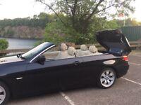 BMW 320d HIGHLINE, CONVERTIBLE AUTO