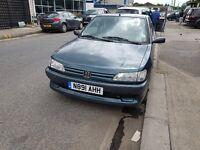 Peugeot 306 Left Hand Drive