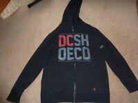 Boys DC Shoes Sweatshirt