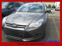 2013 FORD FOCUS *****INSPECTION SECURITAIRE 62POINTS****