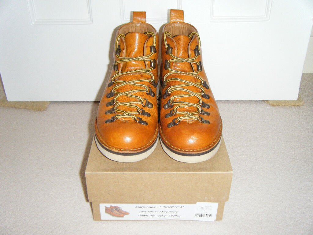 93c24b50d75 Fracap Scarponcino M120 Vibram Morflex Sole Nebraska Boots Size 8 Made in  Italy   in Chester Le Street, County Durham   Gumtree
