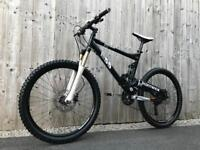 Commencal Meta 55 full Suspension Enduro/Downhill Bike, HIGH SPEC, FOX, UPGRADED