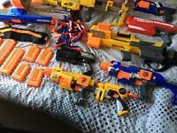 Nerf Gun Bundle (Open to offers)