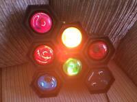 Party lights dj disco lights