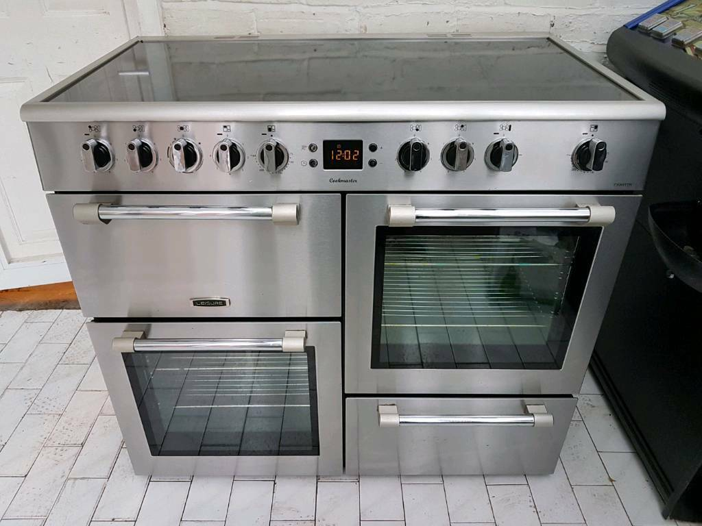 Leisure Cookmaster All Electric Range Cooker 100CM
