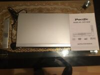 Pacific DVD Player With Accessiories For Sale
