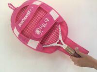 Girls Babolat tennis racket