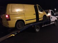 Vehicle Recovery Services 24/7 National Coverage
