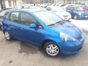 2007 Honda Fit LX / AUTOAIR / LOADED / CLEAN