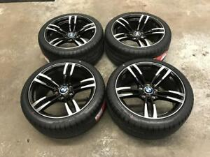 "18"" BMW Staggered Wheels and Performance Tires (BMW Cars) Calgary Alberta Preview"