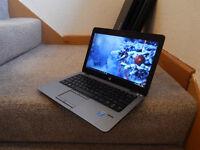 "Superfast HP Elitebook 820 12.5"" 4th Gen i5 laptop."