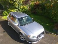 Audi A4 estate 2L Grey 2 months MOT lovely car to drive.