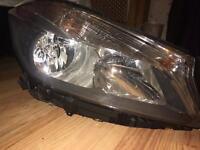 Mercedes A Class W176 Headlight