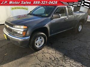 2008 Chevrolet Colorado LS, Extended Cab, Tonneau Cover, Alloy's