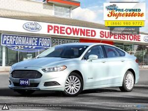 2014 Ford Fusion SE Hybrid***Tech Package & NAV***