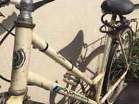 Vintage Puch Lady Bike