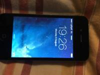 Iphone 4. UNLCOKED. £35 or near.