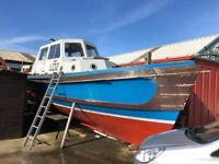 Boat 40 foot