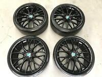 "Genuine BMW 3 Series 405 Alloys 19"" M preformance"