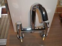 Bath Filler Mixer Tap. Brand New, Still Boxed. REDUCED IN PRICE