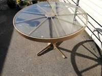 PRICE REDUCED Garden/ Patio Table.