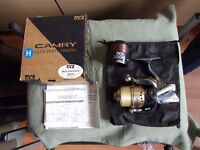 Tica Camry SP3500H fixed spool Reel 9 Ball Beaings high spec