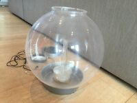 30l Bio-orb, silver good condition