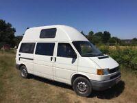 VW T4 Campervan Carthago Conversion LHD