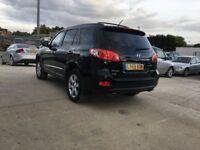 2009│Hyundai Santa Fe 2.2 CRTD CDX Station Wagon 5dr 7 Seater │1 Owner From New│MPV