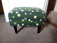 Small foot stool