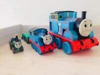 Collection of Thomas the Tank Engine play sets