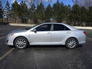 2012 Toyota Camry LE NAVIGATION