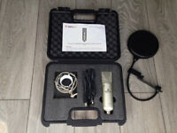 Editors Keys Studio Series SL300 USB Condenser Microphone