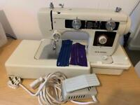 Vintage New Home 632 sewing machine