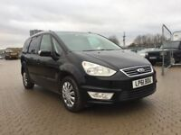 2012 Ford Galaxy 2.0 TDI Zetec Automatic - 2 in STOCK - UBER PCO Licensed needs renewal