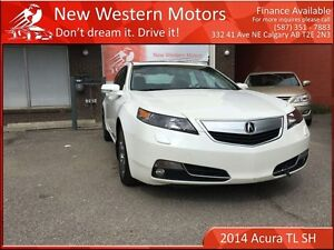 2014 Acura TL Technology Package/One Owner