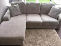 DFS L Shape Sofa