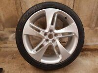 Vauxhall astra alloy wheel