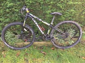 "Cannondale Trail 7 Mountain Bike with 29"" wheels"