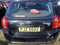 Toyota Corolla 2006 - For parts only!