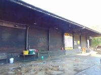 Workshop units to let 2 minutes from Finchley Central