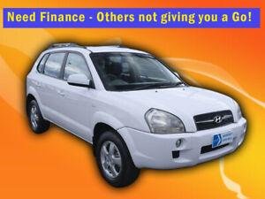 Hyundai Tucson Auto - FINANCE - Sick of being Let down? - $1000 Deposit