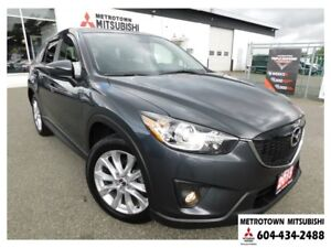 2015 Mazda CX-5 GT; Local BC vehicle! Mint condition!
