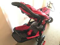 Phil and Teds double buggy very used!