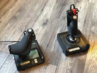 Saitek X52 Pro (PS34) Flight Sticks
