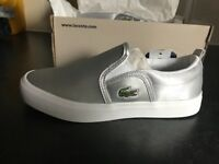 Girls Lacoste pumps/trainers new in box