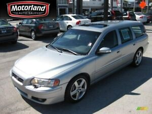 2007 Volvo V70 2.5T Leather Roof